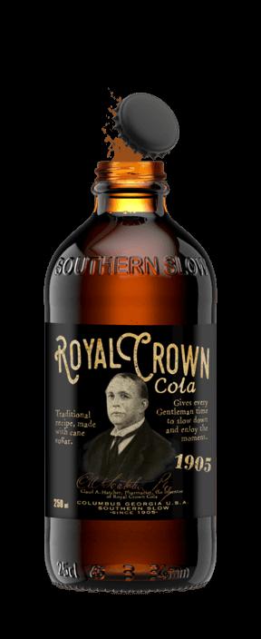 Mighty Rain - RC Cola International